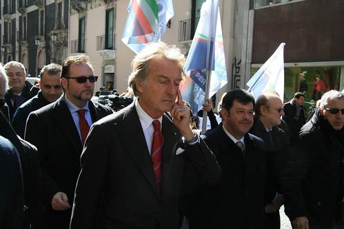 Montezemolo a Catania: