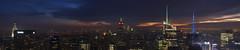 Night falling over Manhattan (V)