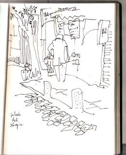 por Madrid, el Lavapiés