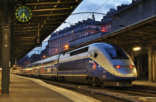 SNCF TGV Duplex 2N2 4718