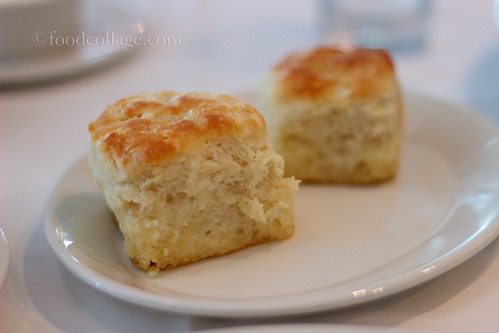 Warm Buttermilk Biscuits
