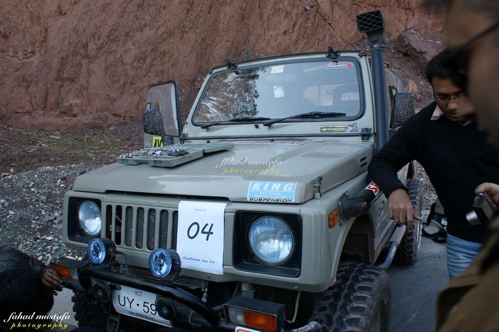 Muzaffarabad Jeep Club Neelum Snow Cross - 8468265215 df33b6e788 b