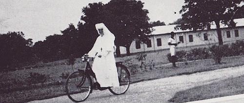 c1958. St Louis sister in Nigeria