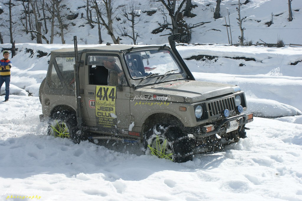 Muzaffarabad Jeep Club Neelum Snow Cross - 8472105446 07c35b3673 b