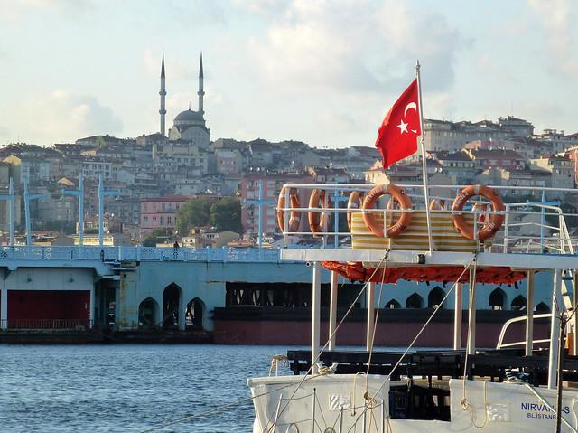 Turquie - jour 5 - Istanbul - 128 - Hasköy köprüsü
