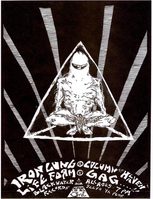3/13/13 IronLung/ColumnOfHeaven/Gag/LifeForm