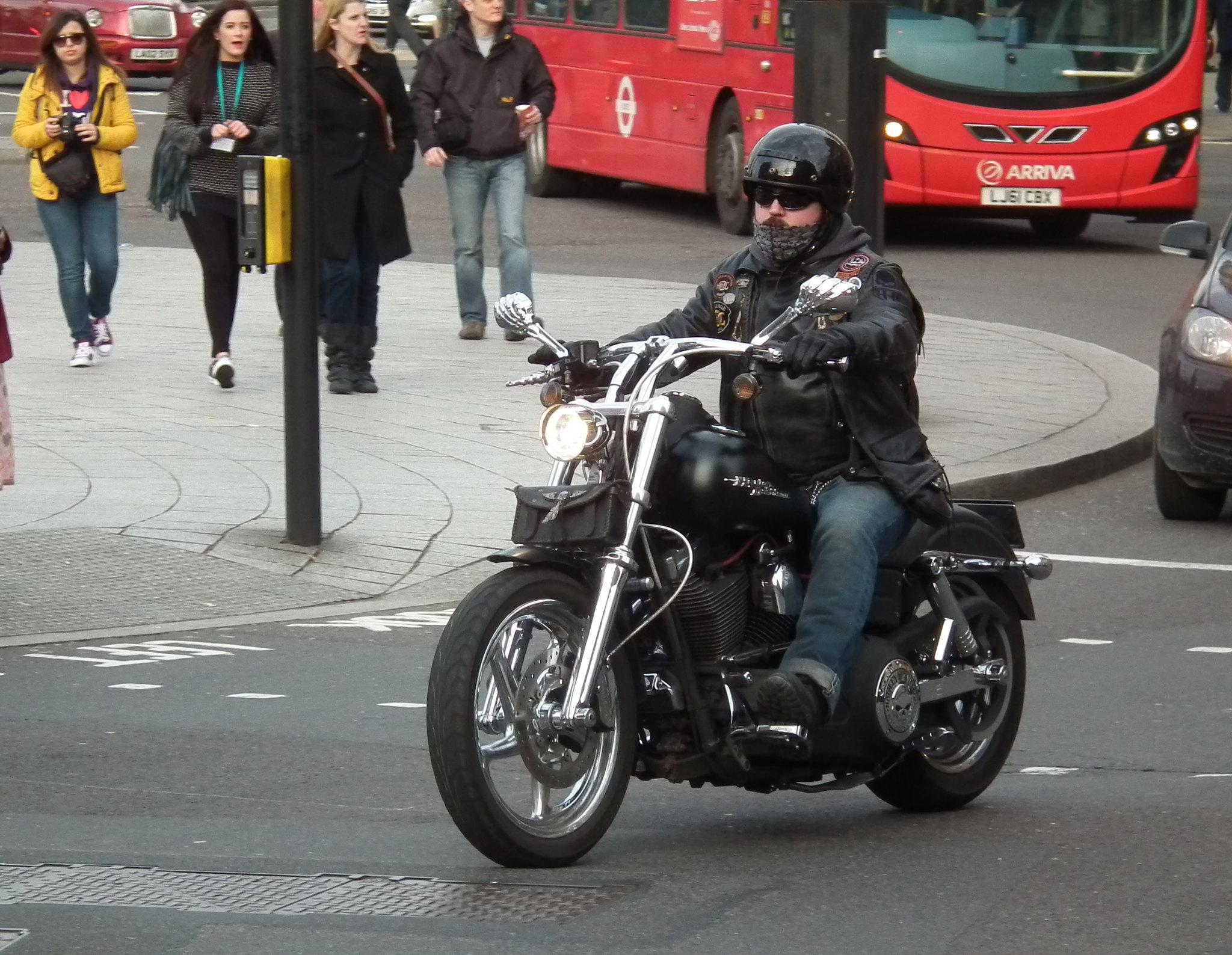 Harley Davidson Fxdb Dyna Street Bob Motorcycle