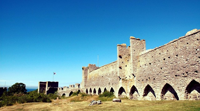 Medieval city wall, Visby Gotland