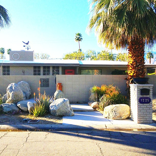 Houses of Palm Springs #7.