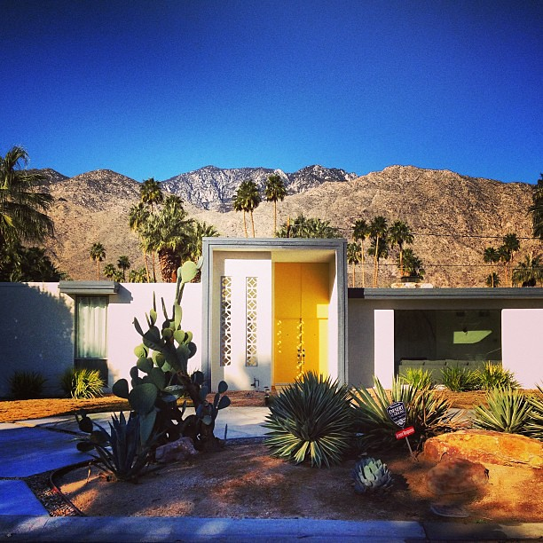 Houses of Palm Springs #1.