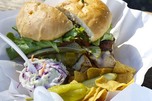 Sebastians Store Chicken Sandwich