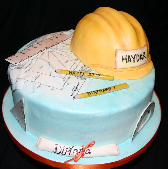 Civil Engineer Cake Flickr - Photo Sharing!