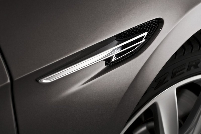 2014 Bentley Continental Flying Spur Detail
