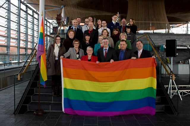 LGBT History Month 2013 / Mis Hanes LGBT 2013