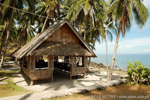 Cottage at Villa Cerelina at Banton Island, Romblon