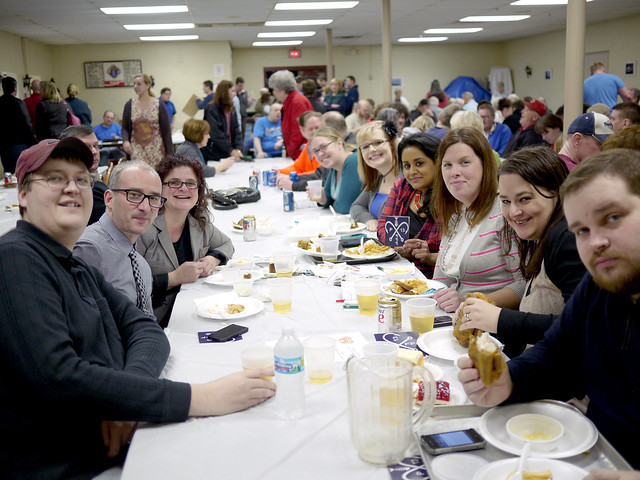 Firday Fish Fry 2.0: Knights of Columbus - Ludlow