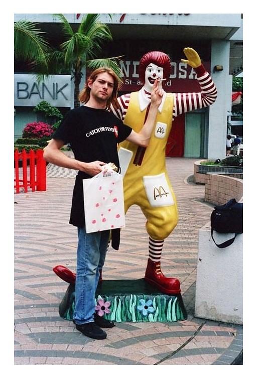 2Mcdonald, Ronald