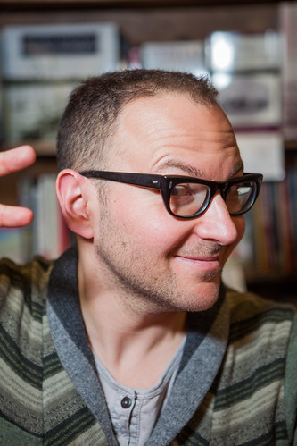 Cory Doctorow Harvard Bookstore14 | by Katsoulis Photography