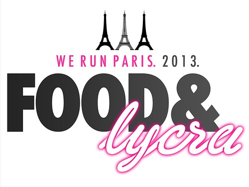 Food and Lycra Run Paris