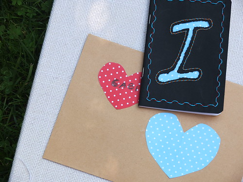 Easy Letter Stitching