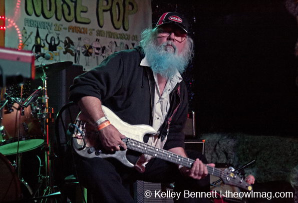 R. Stevie Moore @ Bottom of the Hill, SF, 02-27-13_02