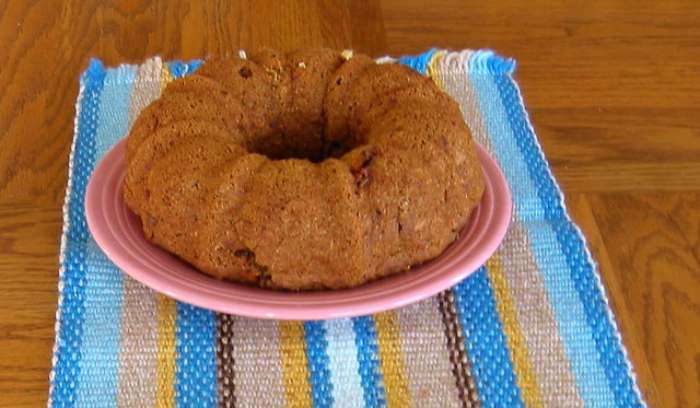 No oil pumpkin cake  - Carole Grogloth, Molokai Hawaii
