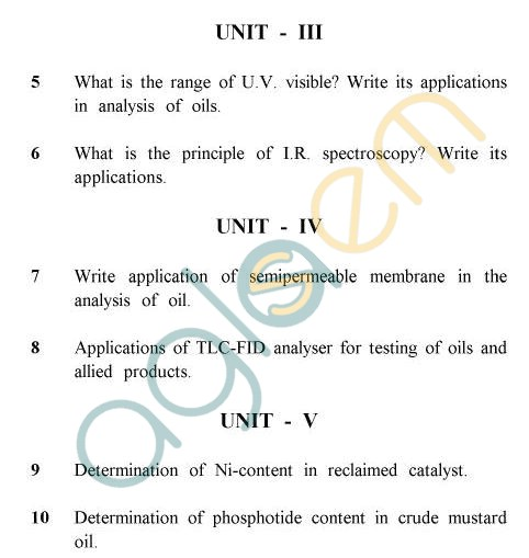UPTU B.Tech Question Papers - OT-803 - Advance Quality Controls Techniques