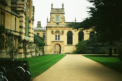 oxford in spring