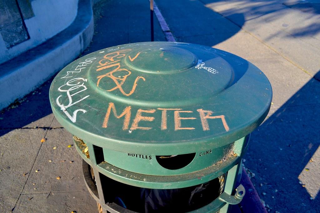 METER, OYE, Graffiti, Street Art, Oakland,