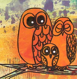 4x4 owl