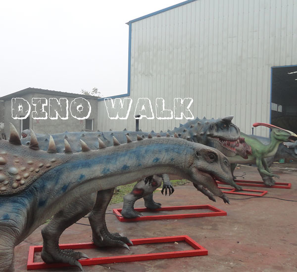 Animatronic Dinosaur in Stock
