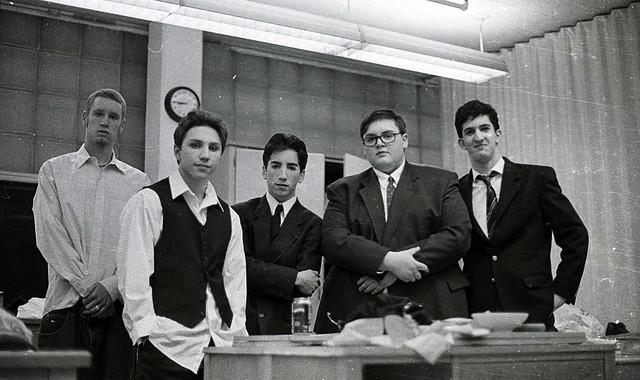 Craig, Jon, John, Mike, Lorenzo (1998)