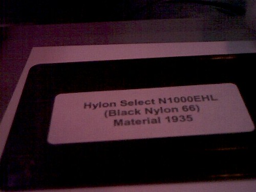 Hylon Select N1000EHL (Black Nylon 66)