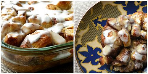 Mrs. Fields Secrets Cinnamon Roll French Toast