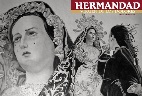 "Portada Revista ""Hermandad"" 2013"