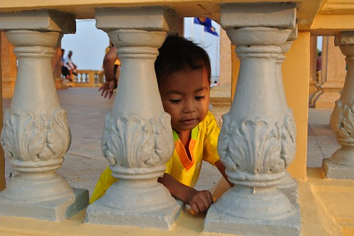 child, Phnom Penh