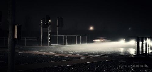 road dublin motion fog night lights movement motorway eire carlights fastcars irelnad stillorgan chasinglights