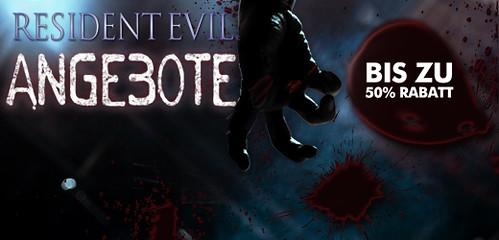 Resident Evil Sale - DE