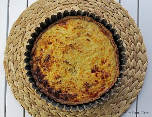 Sauerkraut Tarte