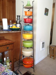 Almost finished with my collection of round Le Creuset dutch ovens