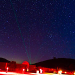 Star Party at McDonald Observatory