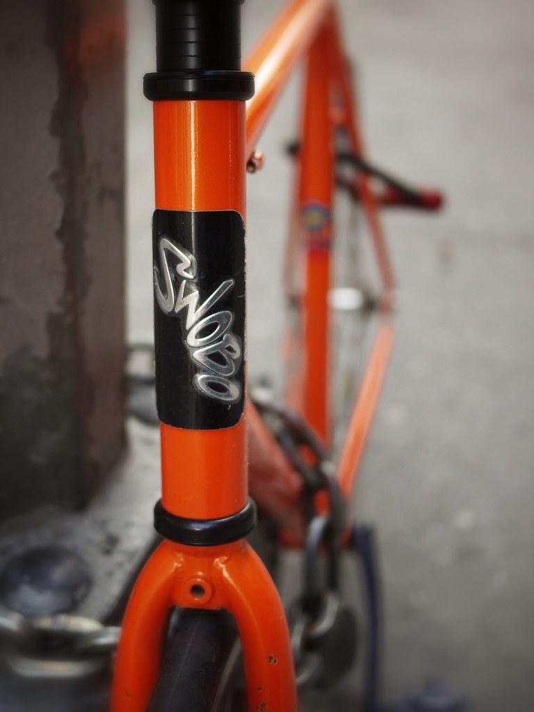 Swabo bike type #walkingtoworktoday
