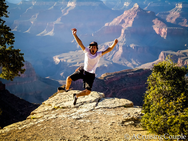 Grand Canyon Heel Click