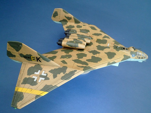 "Opération ""Kill the King"" [ Arado Ar. E.555 Revell 1/72 ] 8557840460_2e40702daa_z"