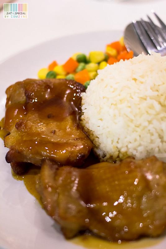มื้อเล็กๆ - Asian chicken rice