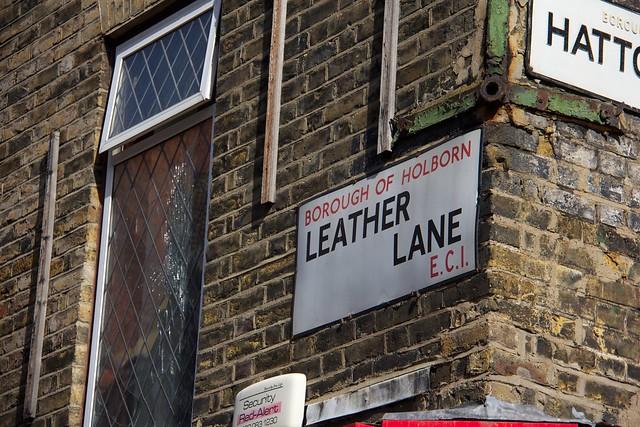 Leather Lane