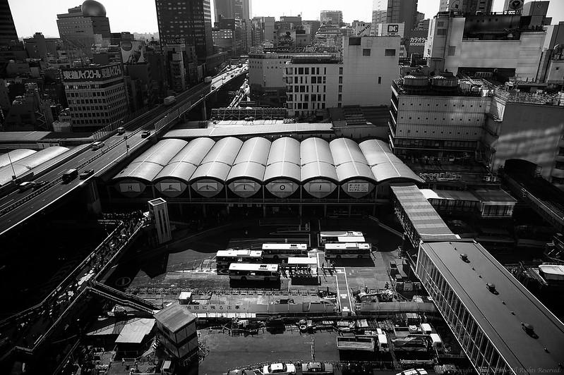 Shibuya Sta. Tokyu Toyoko Line #3