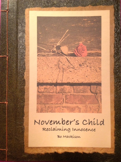 Novembers Child - Cover