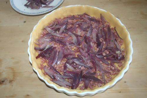 35 - Zwiebeln einlegen / Add onions