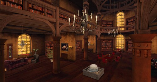 The Library by Kara 2